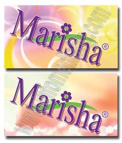 Етикети за дрехи Мариша - Карлово