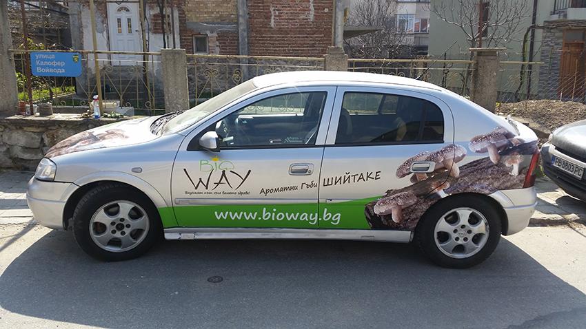 Автомобил - Bio Way